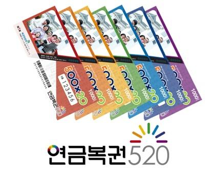 '연금복권 520' 알뜰 재테크, 노후 대비 안성맞춤! 당첨 확률 로또보다 높아