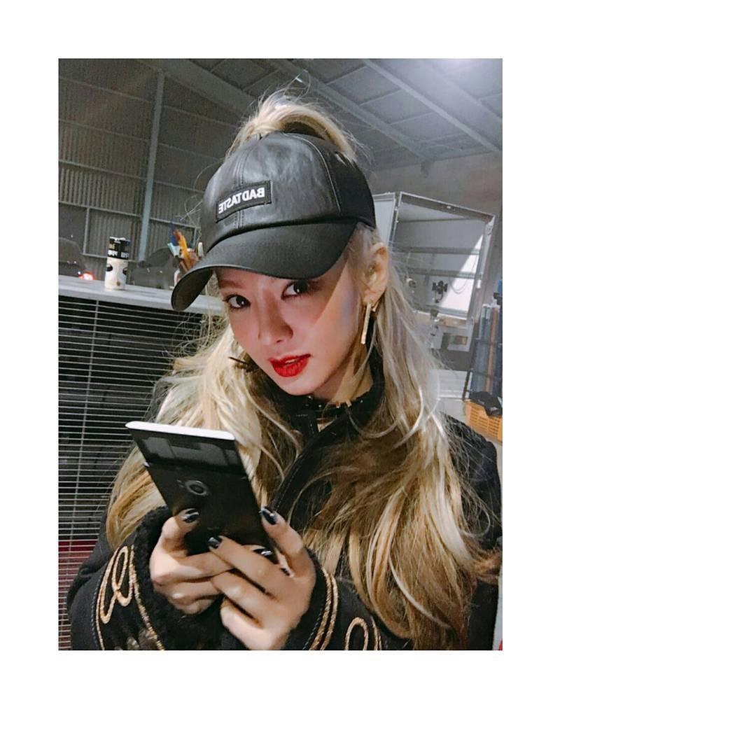 소녀시대 효연 강인한 매력 셀카 눈길 엣지있게~