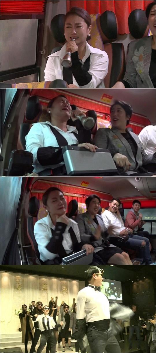 '나 혼자 산다' 박나래, 남동생 결혼식 축가 연습 중 눈물 펑펑 '애틋'