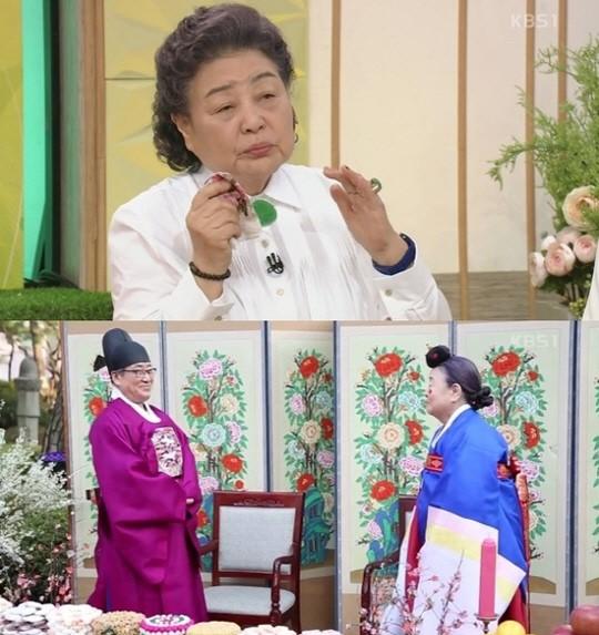'아침마당' 강부자-이목원 부부, 결혼 50주년 맞이 금혼식..현장 공개