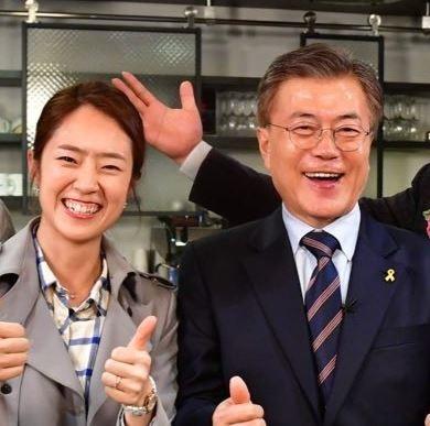 '인재영입 1호' 고민정 전 아나,