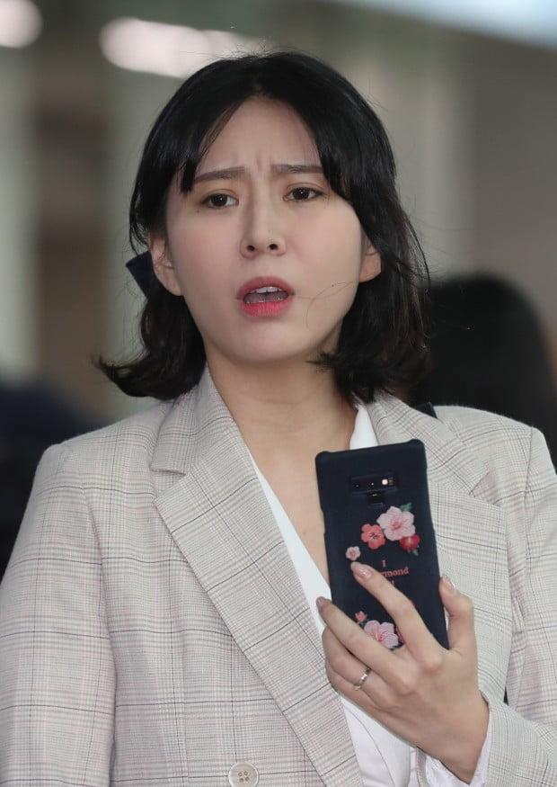 윤지오, 엄마 한국에 있었다…거짓말 인정 [전문]