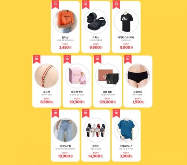 위메프 옷장속반값, 40% 쿠폰 제공 이벤트…나이키·아디다스·명품 등 할인
