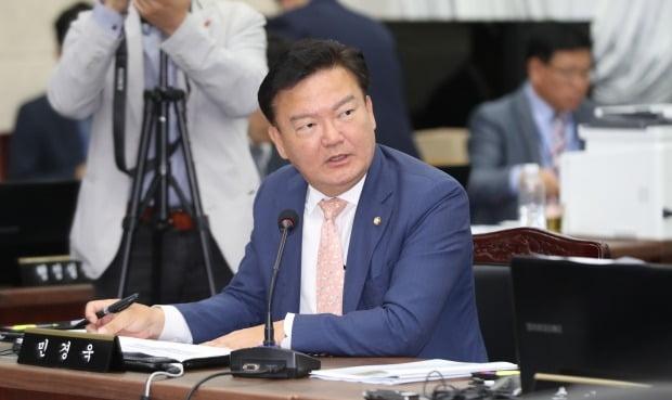 민경욱, '조국 동생 영장 기각' 명재권 판사 맹비난…