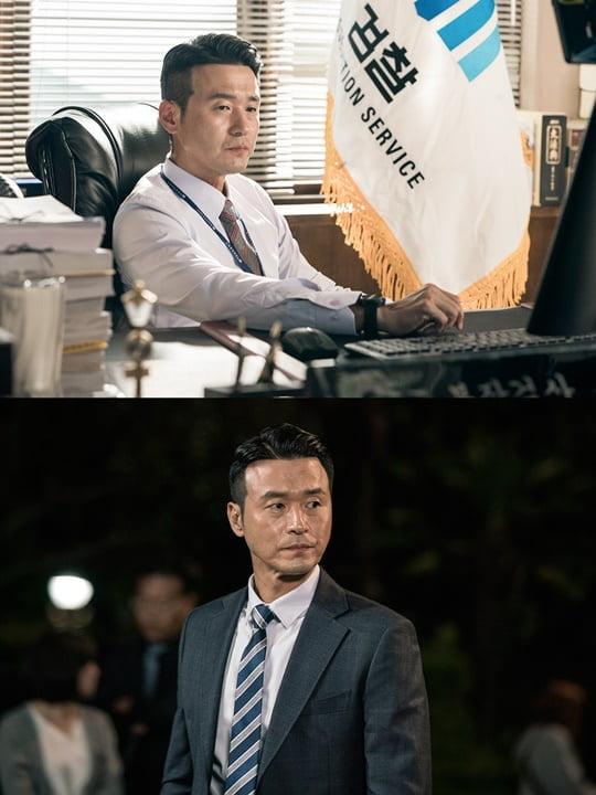 '검사내전' 이성재, 츤데레 부장검사로 돌아왔다…첫 캐릭터 스틸 공개