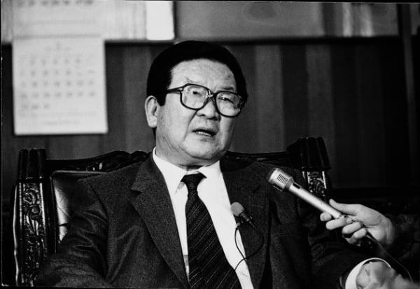 [사진] 故 구자경 LG그룹 명예회장