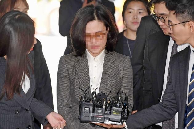 법원-검찰 감정싸움으로 비화되는 '정경심 재판'