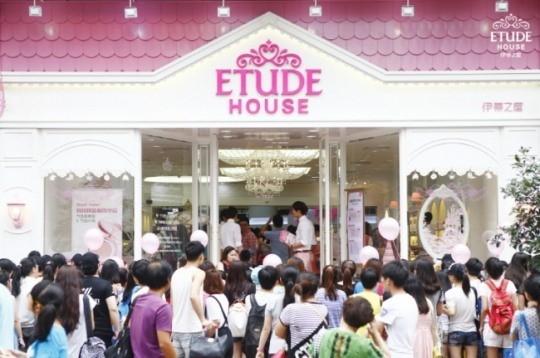 에뛰드하우스, 中 상하이에 글로벌 플래그십 스토어 오픈