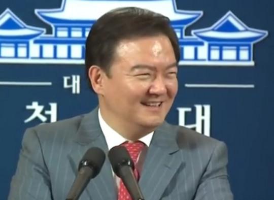 """[영상]민경욱, 세월호 뒤집힌 시각 """"난리났다""""며 환한 웃음 '논란'"""