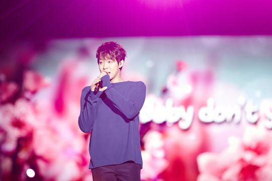 [포토] JYJ 영동대로 콘서트..'그녀와 봄을 걷다'