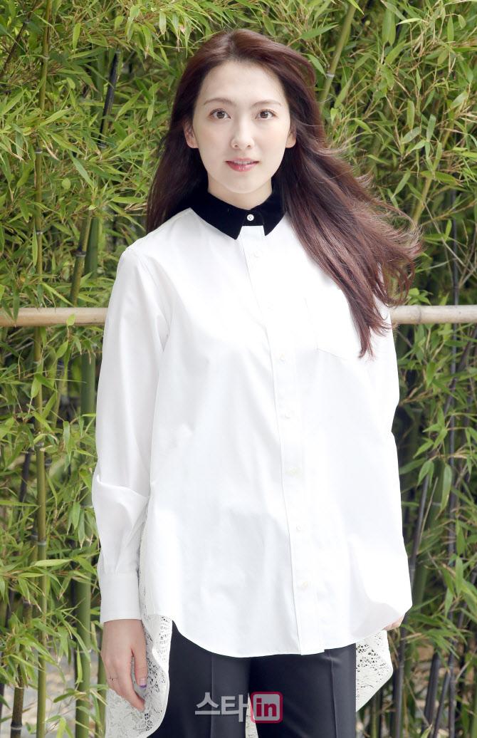 [포토]강지영, '매력 넘치는 그녀'