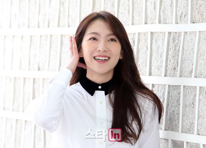 [포토]강지영, '화사한 미소'