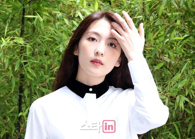 [포토]배우 강지영, '시크'