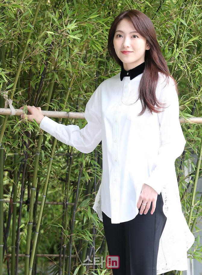 [포토]'야식남녀'에서 열연한 배우 강지영