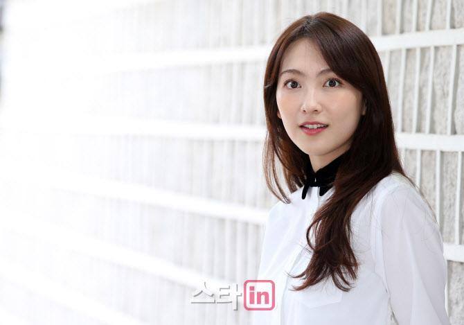 [포토]5년만에 한국 복귀한 배우 강지영