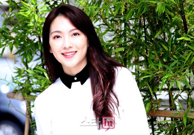 [포토]강지영, 설레는 미소