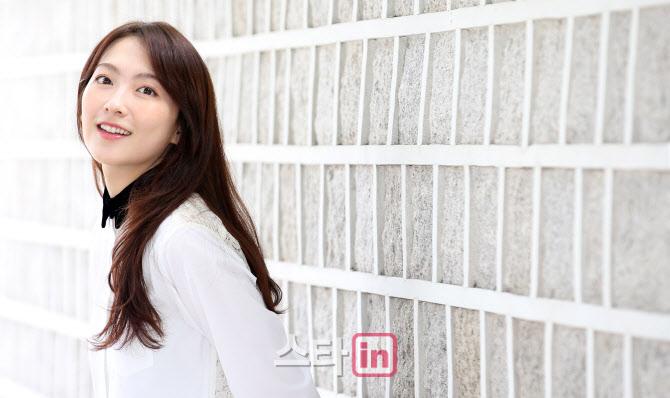 [포토]강지영, 러블리한 그녀