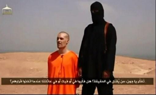 'IS', 미국인 사진 기자 제임스 폴리 참수… '美에 보내는 메시지'