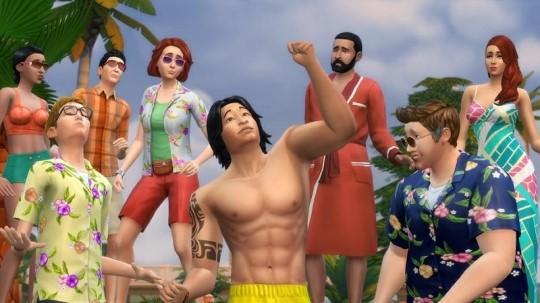 EA, 시리즈 최신작 '심즈4' PC버전 출시