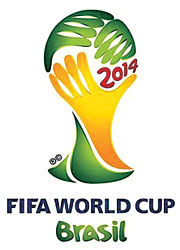 2014 브라질 월드컵 로고 공개