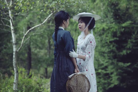 파격 여성 同性愛 … 박찬욱의 가장 상업적 영화