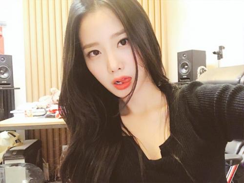 베리굿 조현, '베이글女' 매력의 역대급 미모 화제