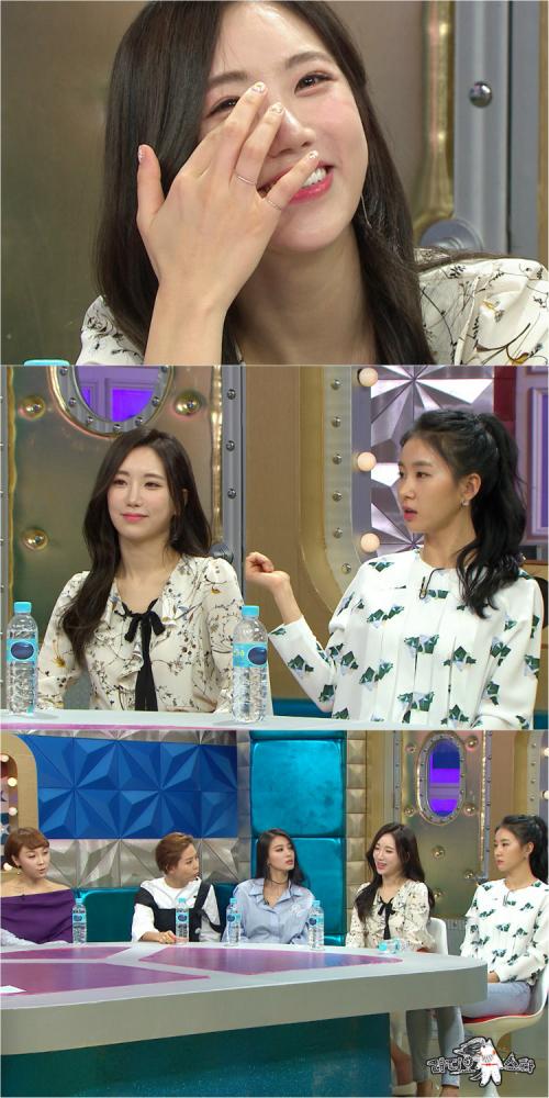 예정화, 연인 마동석과 방송 중 통화 '눈물 펑펑'