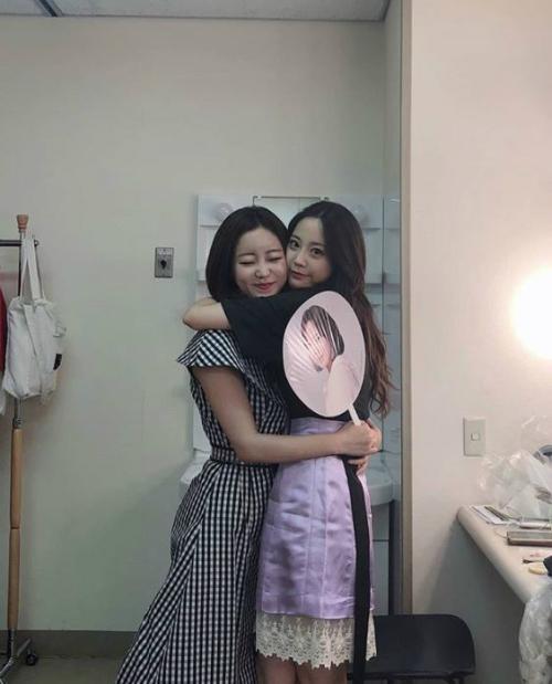 허영지·허송연 '갈수록 닮아가는 비주얼 자매의 근황은?!'