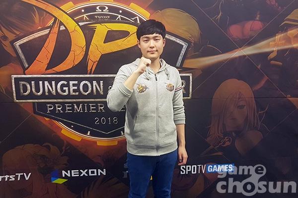 [DPL 2018 스프링]장재원 몫까지 힘내 우승하겠다. 김태환의 포부