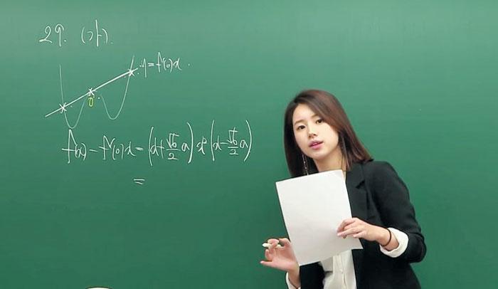 '수능 수학 강의'에 외국인들 열광, K팝 이어 K매스에 빠졌나?