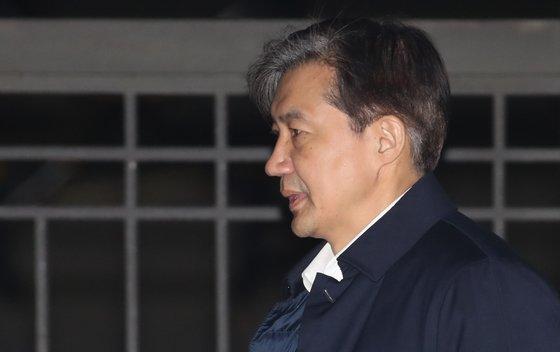 """조국, 공수처법 국회 통과에 """"눈물이 핑돌 정도로 기쁘다"""""""