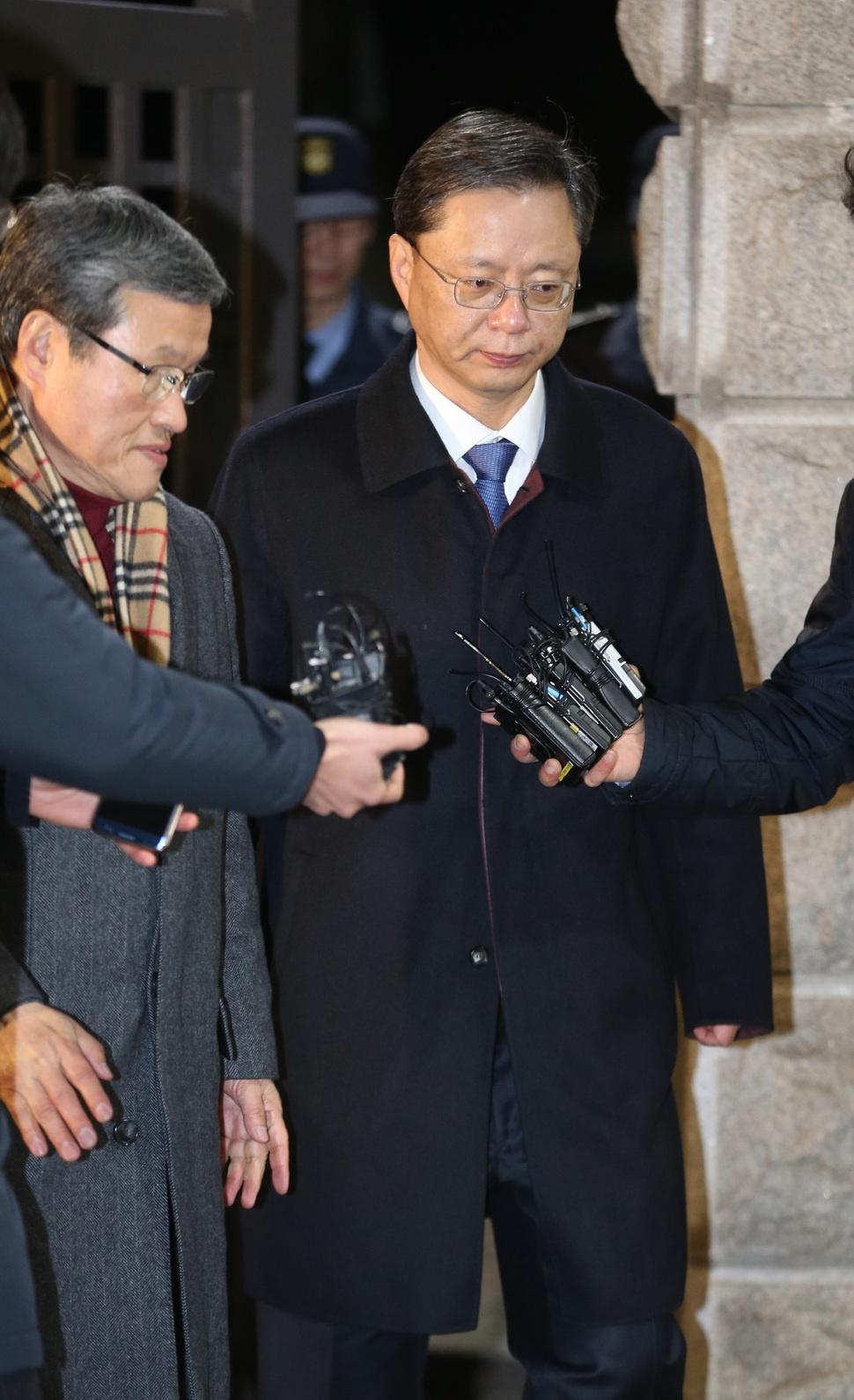 '법망' 찢은 우병우…구속영장 기각