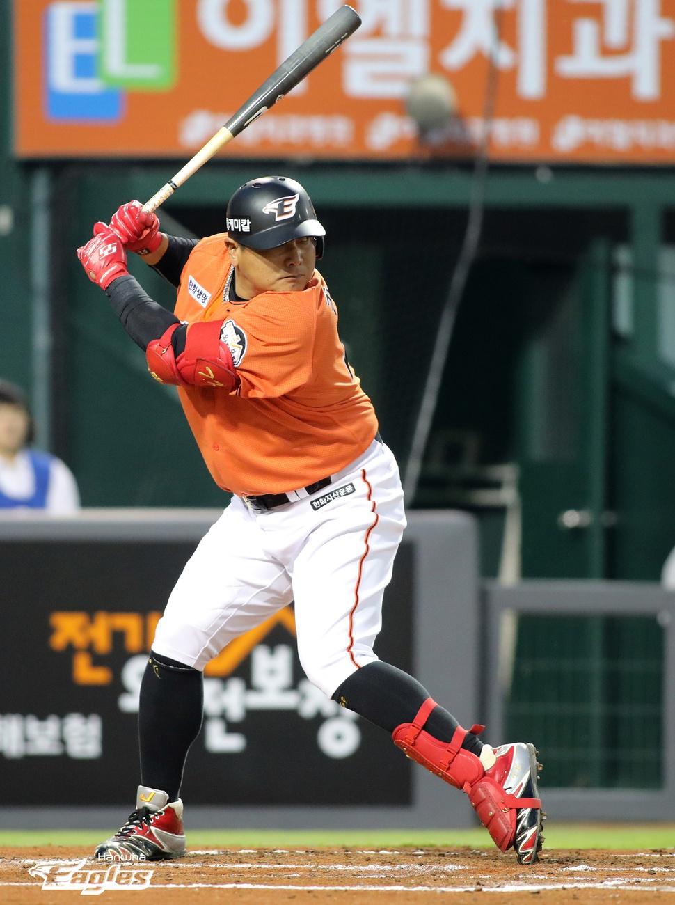 김태균, 통산 3번째 300홈런-2000안타