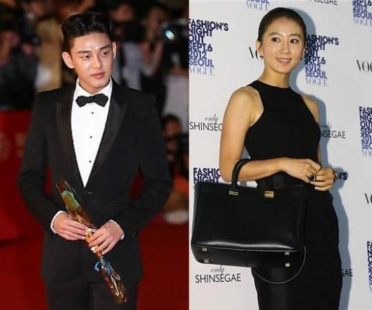 Secret Love Affair: Ким Хи Э и Ю А Ин в главных ролях - Asia-holics
