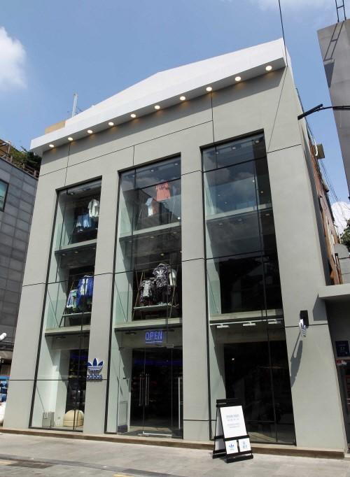 아디다스, 서울서 세계 3번째 오리지널스 플래그십매장 오픈