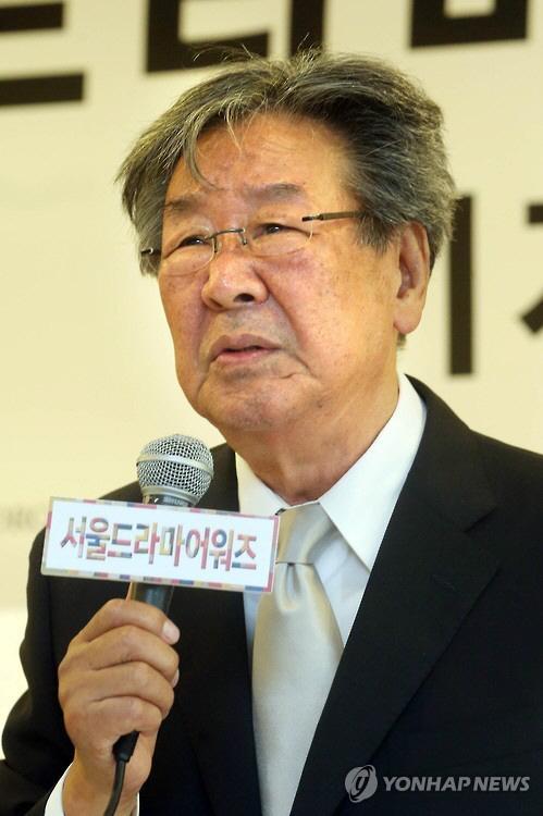 """수사반장 최불암, 김상순 별세에 애도 """"혼자 남으니 가슴 저려"""""""