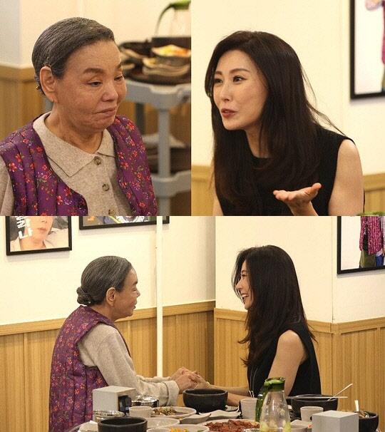 성현아 생활고 고백..김수미 위로에 눈물 폭발