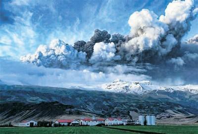 [키워드 세상만사]'아이슬란드 화산폭발'
