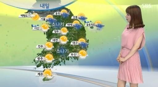 대전 날씨, 대전서 우박을 동반한 소나기 내려…주말 날씨는?