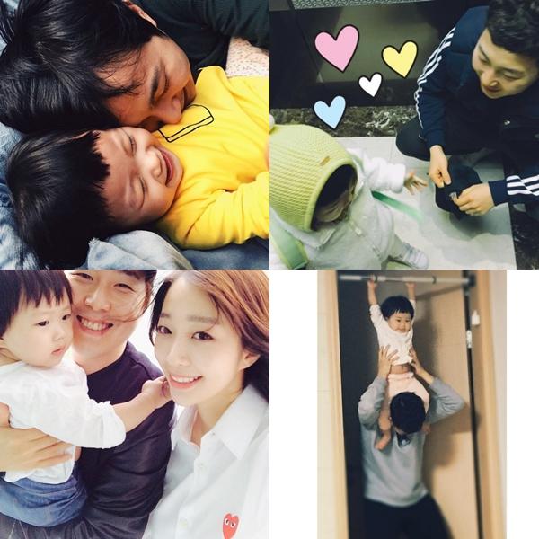 장범준, 화목한 가정'아름다운 아내에 딸까지 부러워'
