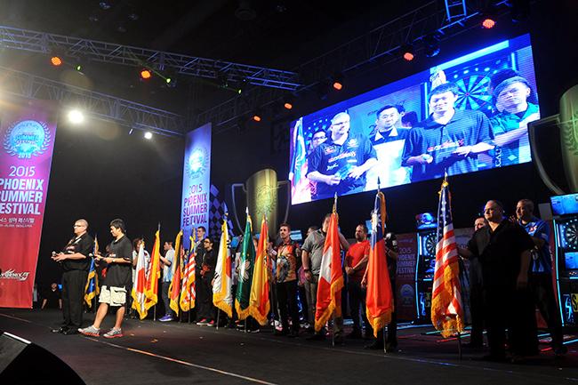세계 최정상 다트선수들 킨텍스에 모인다