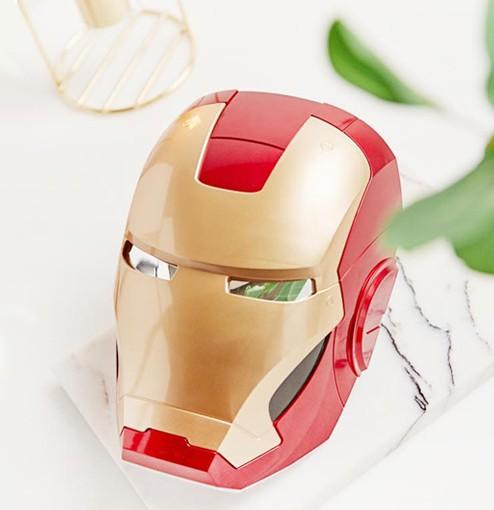 앱스토리몰, 홈 케어 가능한 '어벤져스 아이언맨 LED 마스크' 출시