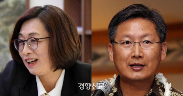 """조국 '사노맹 동지' 은수미·백태웅 """"사노맹 마녀사냥, 우리를 내버려두십시오"""""""