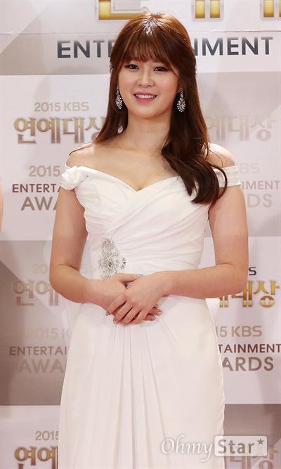 [오마이포토] 박보미-김승혜, 눈길 사로잡는 개콘 대표 미녀!
