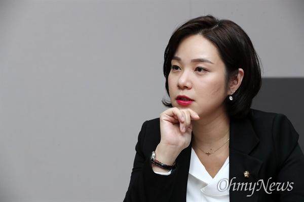 국회 입성한 30대 정은혜