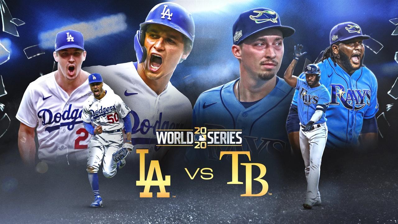 '최강 가성비' 탬파베이 vs '호화군단' 다저스... WS 승자는?