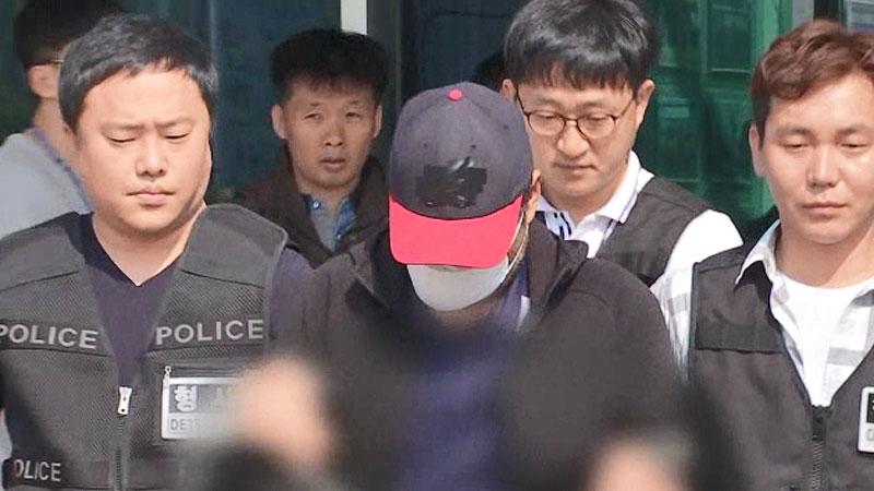 '아내 살해' 유승현 징역 15년…