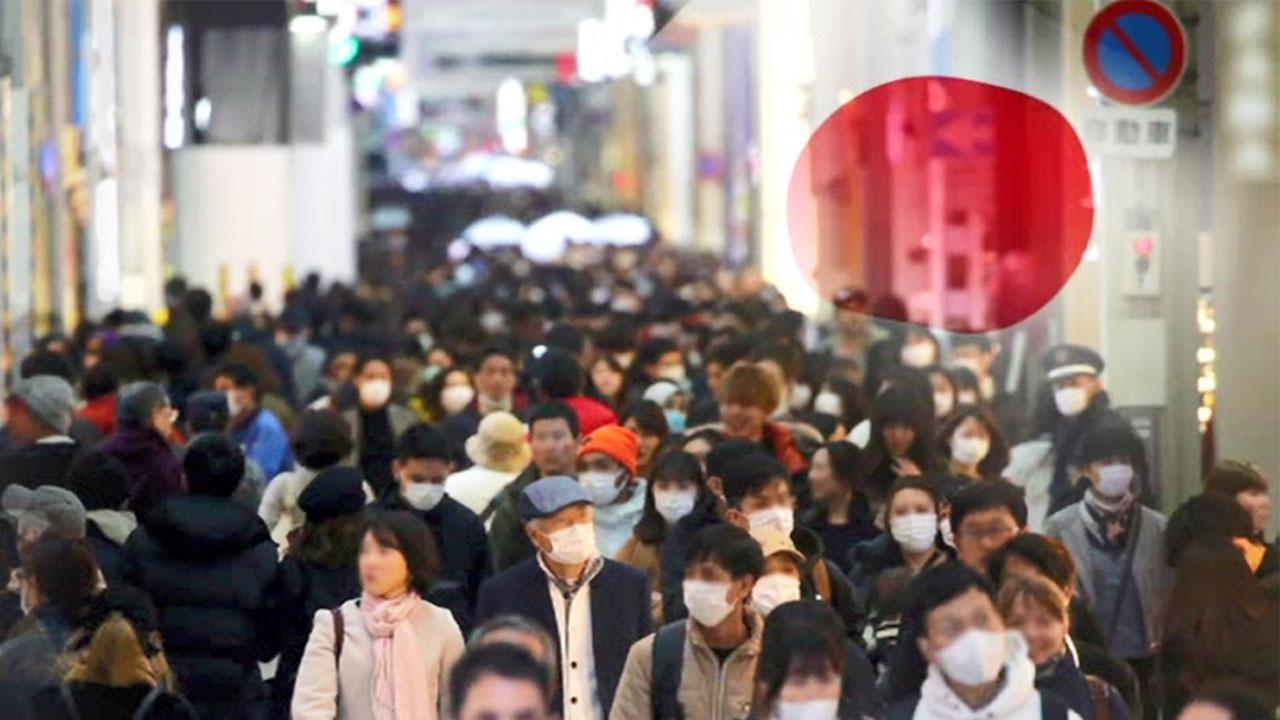 유람선 승선자 포함 일본 내 코로나 감염 1천500명 넘어서