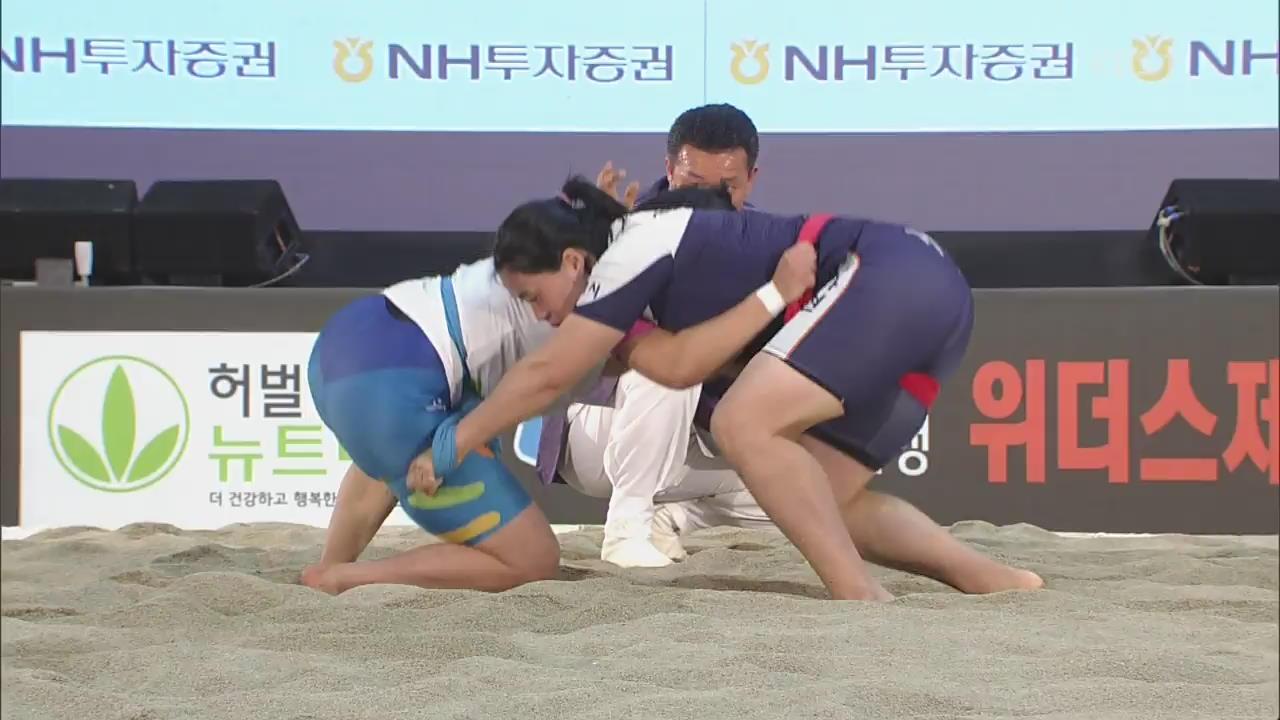 '흥미진진' 라이벌전…이다현, 시즌 첫 장사 등극 '쾌거'