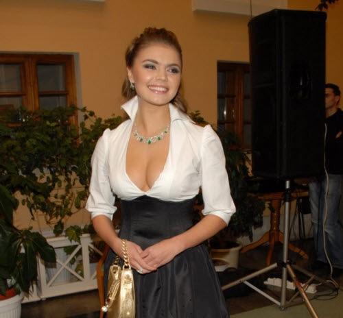 푸틴 이혼, 알리나 카바예바와 결혼 임박?